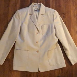 Women's Lined suit pants and jacket
